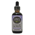 Earth Animal Calm Down for Anxiety in Dogs 2oz.