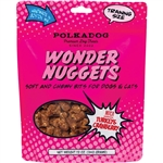 POLKA DOG BAKERY DOG WONDER NUGGETS TURKEY 12OZ