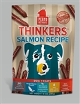 Plato Dog Treats THINKERS Salmon Sticks 10oz