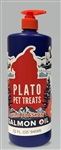Plato Dog Treats Plato Wild Alaskan Salmon Oil 32oz