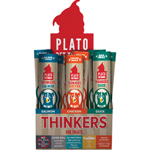 PLATO DOG THINKER STICKS COUNTER DISPLAY