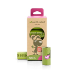 Earth Rated Poop Bag Dog Lavendar 8 Roll Box