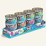 BFF Cat Omg Variety Rainbow 2.8 Oz. Case of  24 (Case of  24)