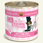 Cats In the Kitchen Cat Kitty Gone Wld 10 Oz. Case of 12