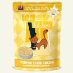 Cats In the Kitchen Cat Pmpkn Lickn Chicken 3 Oz. Pouch