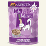 Cats In the Kitchen Cat Love Me Tndr 3 Oz. Pouch (Case of  12)