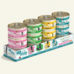 Cats In the Kitchen Cat Variety Pack 3.2 Oz. Case of 12