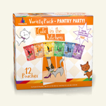 Cats In the Kitchen Cat Variety Pack 3 Oz. Pouch Case of 12