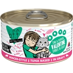 BFF Cat Valentine Tuna Vegetables3 Oz. Case of  24 (Case of  24)