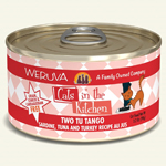 Cats In the Kitchen Cat Two Tu Tango 3.2 Oz. Case of  24 (Case of  24)