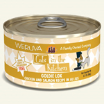 Cats In the Kitchen Cat Goldie Lox 3.2 Oz. Case of 24