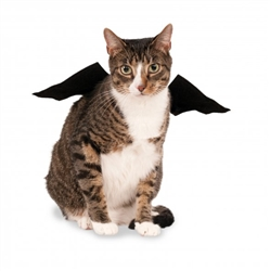 Rubies Pet Bat Wings S-M