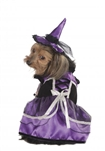 Rubies Purple Witch Pet Costume M