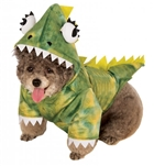 Rubies Dinosaur Green Pet Costum S