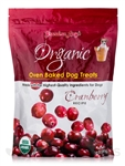 Grandma Lucys Dog Organic  Baked  Cranberry  Treat  14oz..