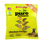 Grandma Lucys Dog  Pure Chicken Trial 1.5oz. (Case of 6)