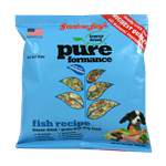 Grandma Lucys Dog  Pure  Fish Chickpea  Trial 1.5oz.  (Case of 6)