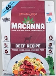 Lucy Dog Freeze Dried Mac Grain-Free Beef  8 Lbs.