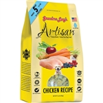 GRANDMA LUCY'S DOG FREEZE-DRIED ARTISAN GRAIN FREE CHICKEN 1LB