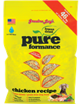 Grandma Lucys Dog  Pure Grain Free Chicken Chickpea  10 Lbs.