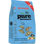 GRANDMA LUCY'S DOG FREEZE-DRIED PURE GRAIN FREE FISH 1LB