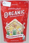 Lucy Dog Organic Baked Treat Gingerbread 8 oz.