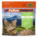 K9 Natural Feline Freeze Dried Chicken Lamb 11 Oz.