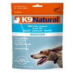 K9 Natural  Dog Freeze Dried Topper Beef Tripe 2.6oz.