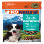 K9 Natural  Dog Freeze Dried Topper Pup Beef 5 Oz.