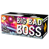 Big Bad Boss Cake from Sonic Fireworks Shop