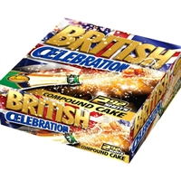 British Celebration from Sonic Fireworks Shop