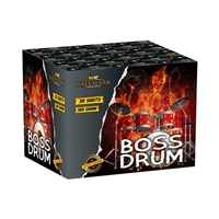 Boss Drum from Sonic Fireworks Shop