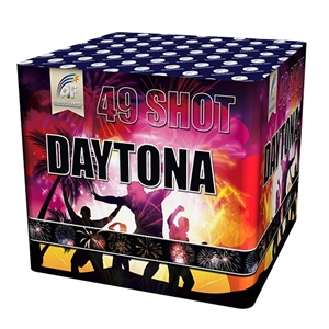 Daytona Cake from Sonic Firework Shop