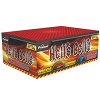 Hell's Bell's Cake from Sonic Fireworks Shop