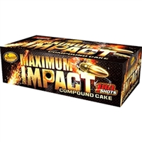 Maximum Impact from Sonic Fireworks Shop