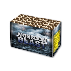Monsoon Blast Cake from Sonic Fireworks Shop