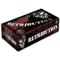 Retribution Cake from Sonic Fireworks Shop