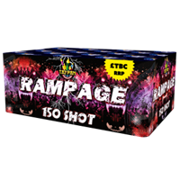 Rampage Single Ignition from Sonic Fireworks