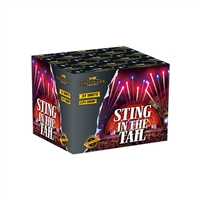 Sting in the tail from Sonic Fireworks Shop