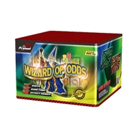 Wizard of Odds Cake from Sonic Fireworks Shop