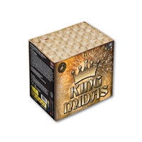 King Midas Cake from Sonic Fireworks Shop