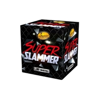 Super Slammer Cake from Sonic Fireworks Shop
