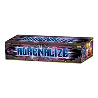 Adrenalize Cake from Sonic Fireworks Shop