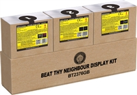 Beat Thy Neighbour Display Box from Sonic Fireworks Shop