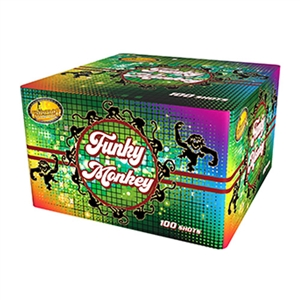 Funky Monkey  from Sonic Fireworks Shop