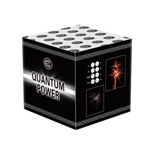 Quantum Power Cake from Sonic Fireworks Shop