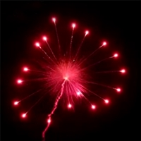 Heart Rocket from Sonic Fireworks Shop