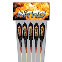 Nitro Rocket Pack from Sonic Firework Shop