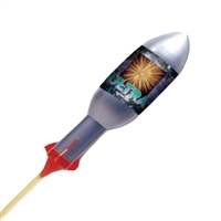 Ultra rocket from Sonic Fireworks