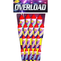 Overload Rocket Pack from Sonic Fireworks Shop